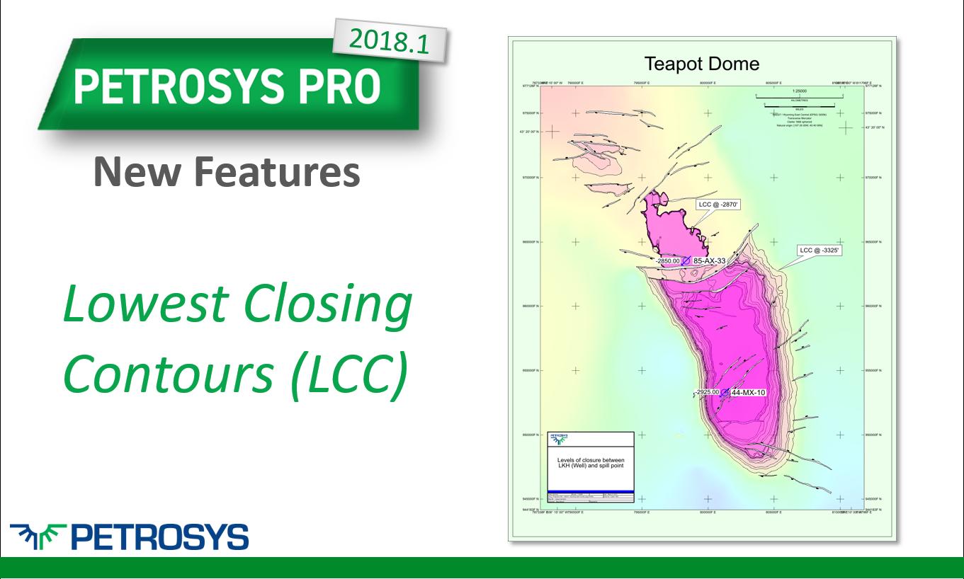 Lowest Closing Contours (LCC)