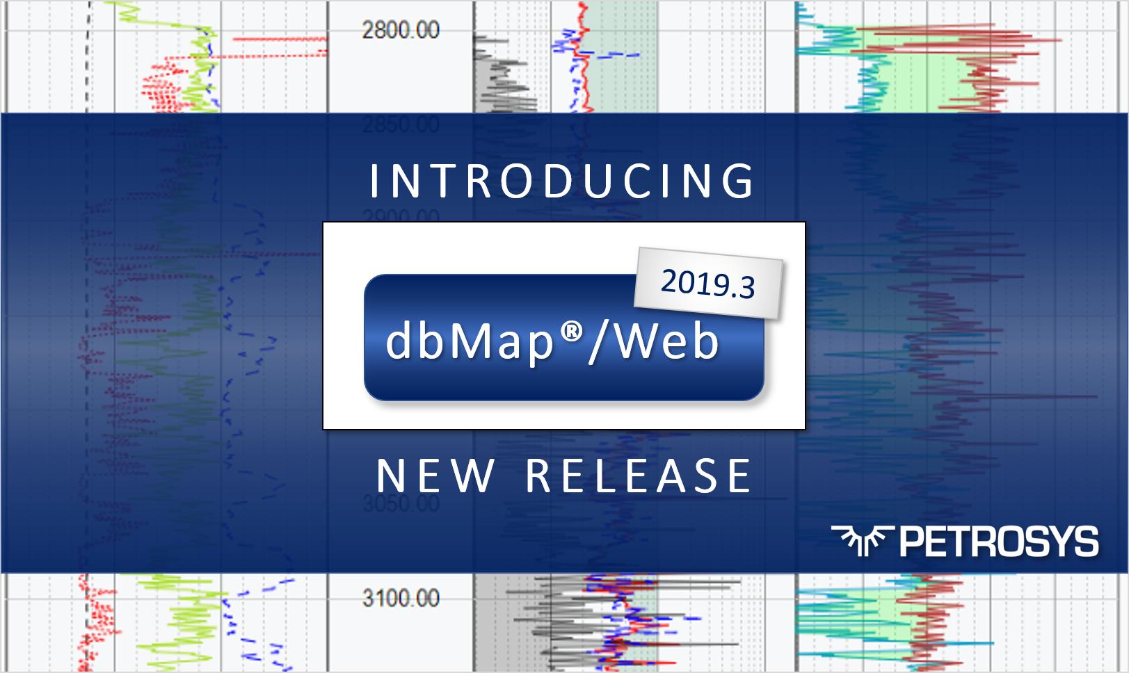 Introducing dbMap®/Web 2019.3