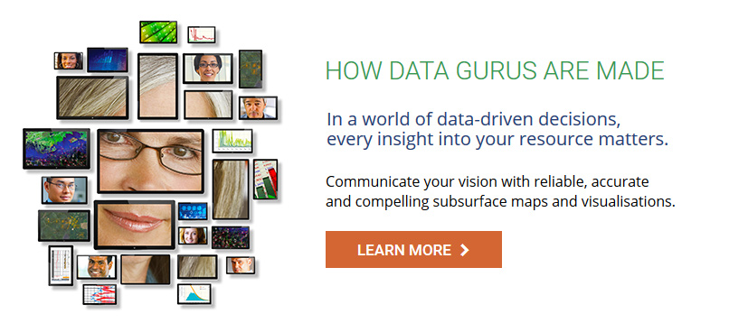How Data Gurus are Made