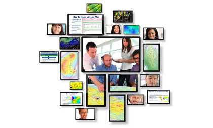 Petrosys Training - Now Incorporating Map Templates
