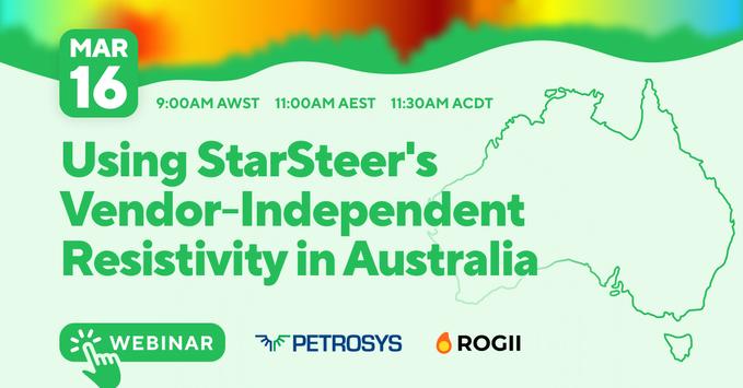 Webinar: ROGII's Resistivity module in Australia