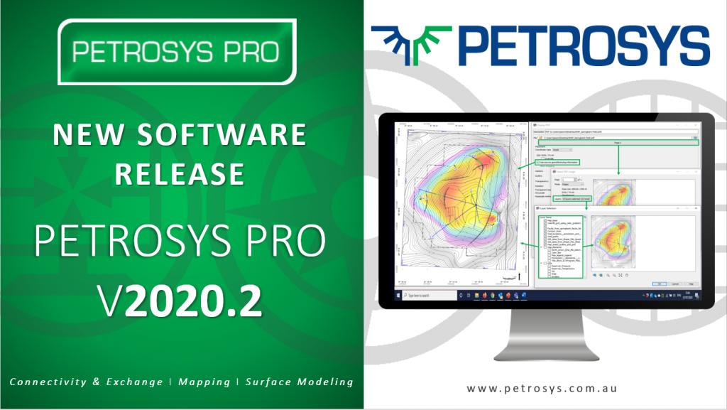 Petrosys PRO 2020.2 Highlights