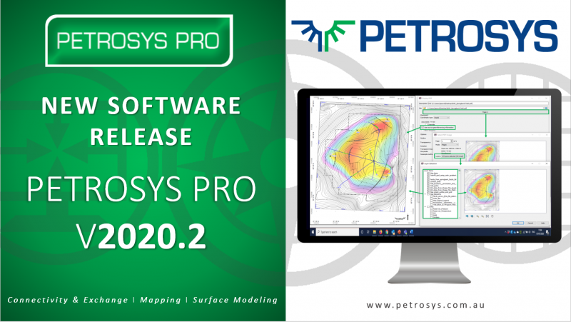 New Release: Petrosys PRO 2020.2 Highlights