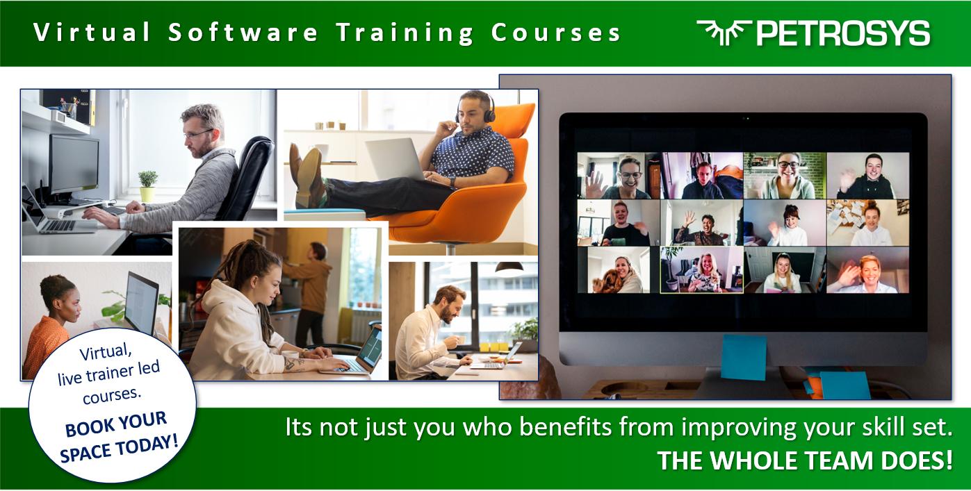 Virtual Software Training
