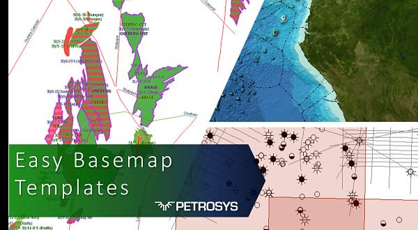Easy Basemap Templates