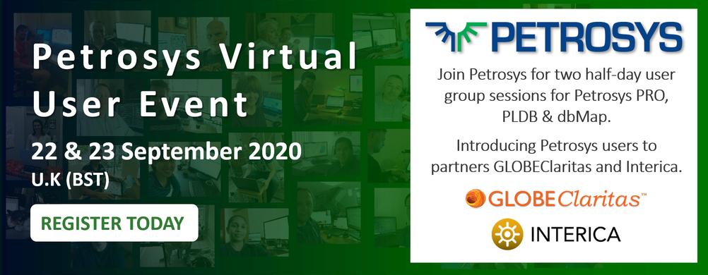 Petrosys Virtual User Group 2020