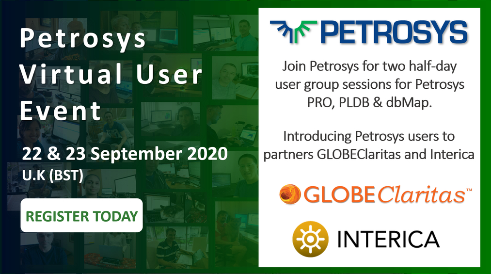 Petrosys Virtual User Group