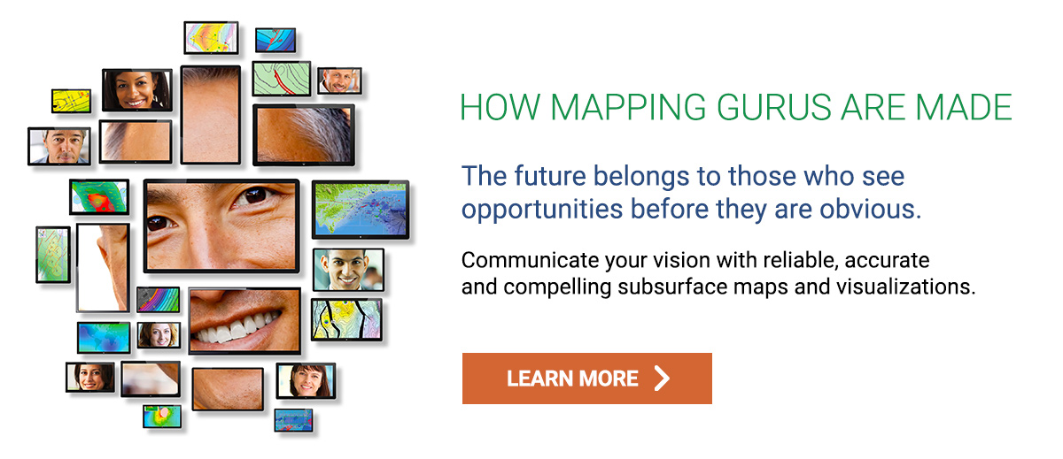 How Mapping Gurus Are Made