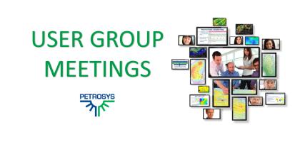 Petrosys User Group Meetings - London & Perth