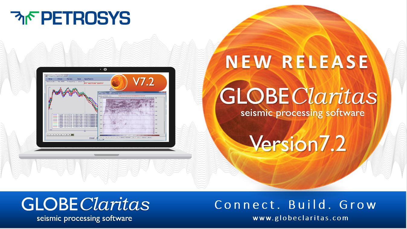GLOBEClaritas New Software Release V7.2