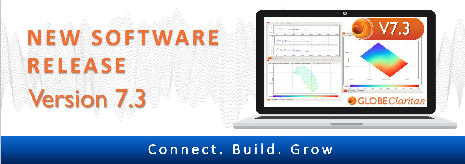 GLOBEClaritas New Software Release V7.3
